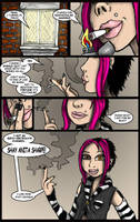 Between the Lines Chap2pg1 by Mekari