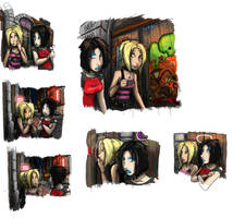 Page 13 Panels by Mekari