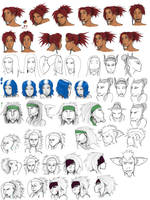 Faces by Mekari