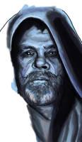 Luke Skywalker by Mekari