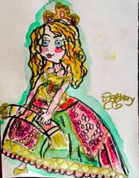 Elissa's Fine Aria by Londonroze