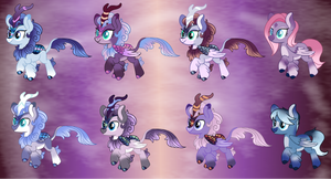 LilacStream Breeding Sheet Special -4/8 OPEN- by JustOurAdopts