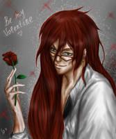 Be my valentine by SpacePhoenix