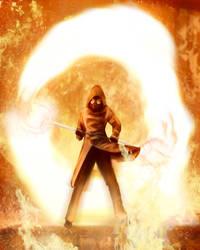 Fireshow by SpacePhoenix