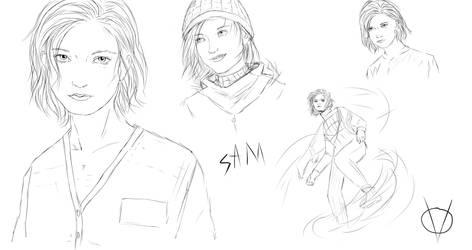 Sam by SpacePhoenix