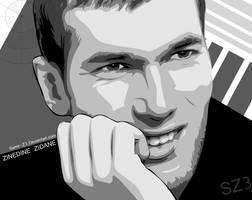 Zidane by Samir-Z3