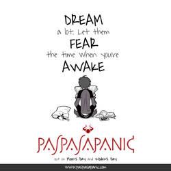 Paspasapanic - Chris C by GaeaMuir