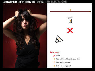 amateur lighting tutorial by Elektrische