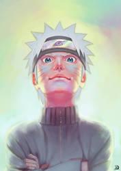 Naruto by Desert-F