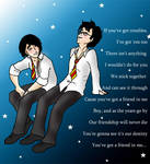 You have a friend in me + J-S by james-potter