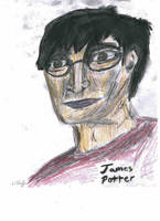 James Potter By: Miamoo by james-potter