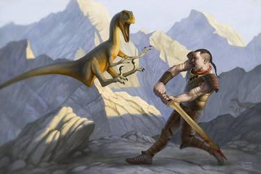 Nimrod, Mighty Hunter by Elandain