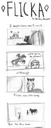 The Story of Flicka by Silharai