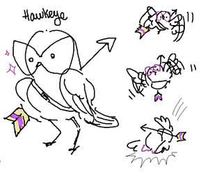 Hawkeye by Costly