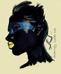 ZirTuan's Bird Queen by rikome