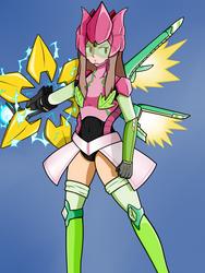 .- Mimi-bot Mk.II: Online -. by DisguisedHypnotist