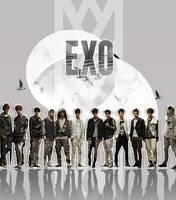 EXO wallpaper by ajikaji