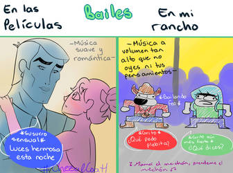 Tipos de baile by AloSan