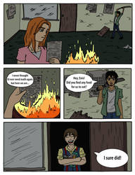 Resident Enis: The Ruins - Chapter 2, Page 7 by Xiaki
