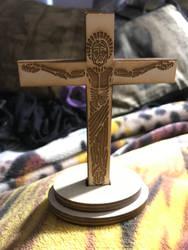 Crucifix by Xiaki
