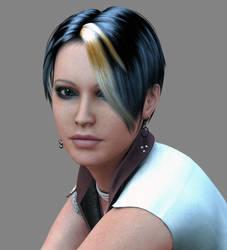 Portrait by Crucho