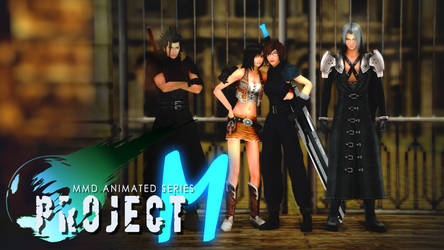PROJECT M - Episode 5: Trek to Nibelheim Reactor by ureshiiiiii