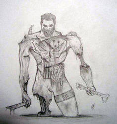 Z. Punisher by TheHashishin by GoreGalore