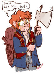 Dr. Linny Tenpenny by skoolar