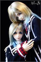 Together - Elian and Kelian by Yamikiwi