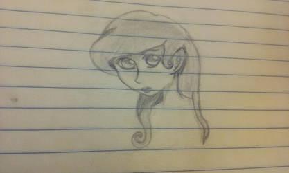 school doodle by YukiRiku