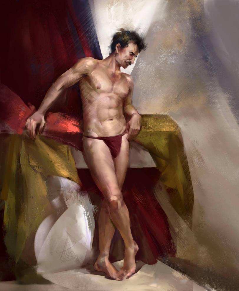 figura men final byViktoriiaVovchuk  by VikiGrafika
