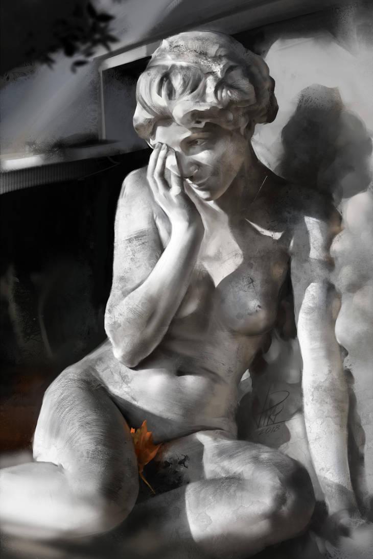 study hue by ViktoriiaVovchuk final by VikiGrafika
