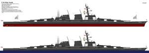 Cruiser, USS Khe Sanh by BeBop953