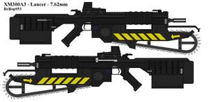 XM300A3 - Lancer by BeBop953