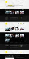 One portfolio design by Svendsen