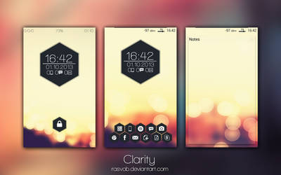 Clarity by Rasvob