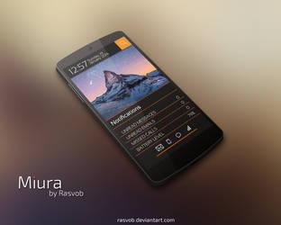 Miura by Rasvob