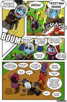 League of legends comic contest entry by KukuruyoArt