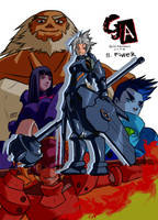 Guild adventure chapter 11 cover by KukuruyoArt