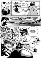 Bleach titans of peace 4 by KukuruyoArt