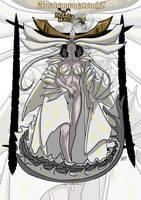 Amatsumagatsuchi Monster girl by KukuruyoArt