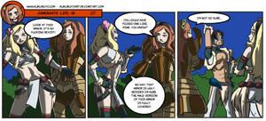 Gamergate life 16 by KukuruyoArt