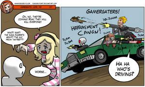 Gamergate life 43 by KukuruyoArt