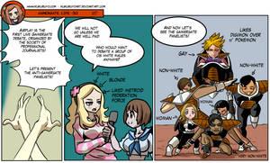 Gamergate life 50 by KukuruyoArt