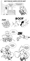 What if Taiga was a Master in Fate Stay Night? by KukuruyoArt