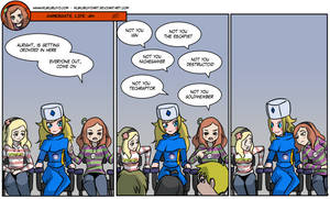 Gamergate life 64 by KukuruyoArt