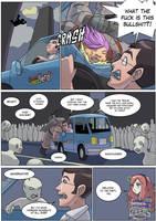 Angry Videogame nerd by KukuruyoArt