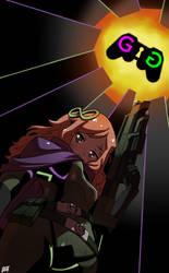 Inside Gamergate cover by KukuruyoArt