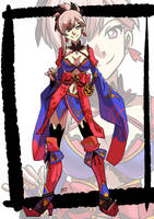 Musashi by KukuruyoArt