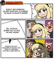 Triggerhappy: The Gillette by KukuruyoArt